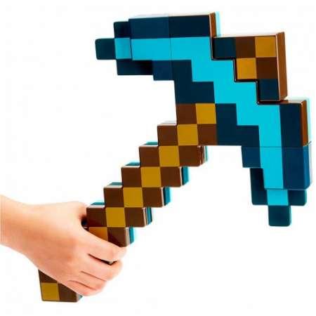 Алмазная кирка-меч трансформер