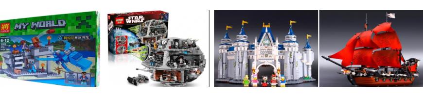 Аналоги LEGO