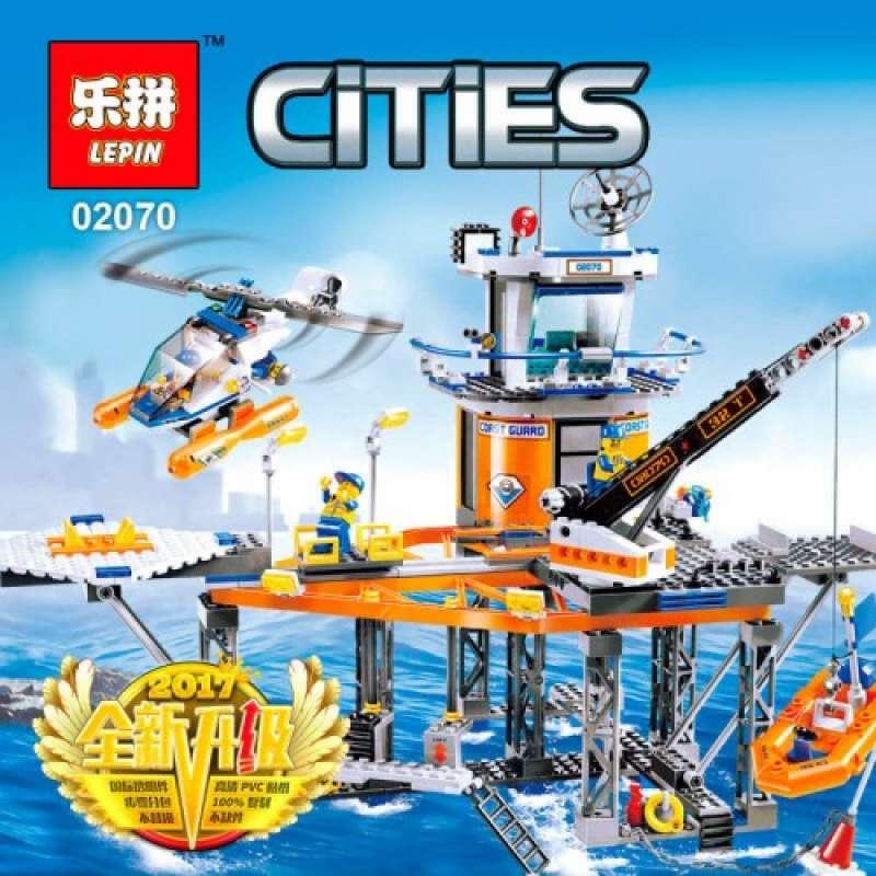CITY Платформа береговой охраны