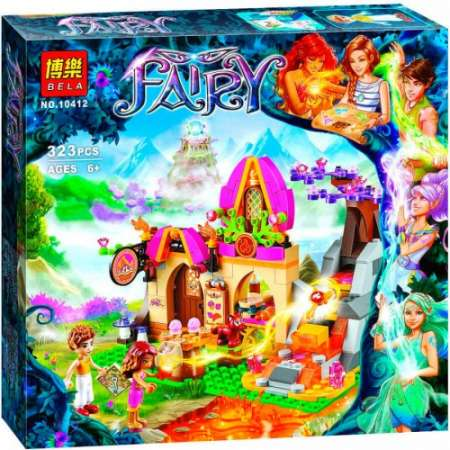 Конструктор Elves Волшебная пекарня Азари 323 детали. Возраст 6+