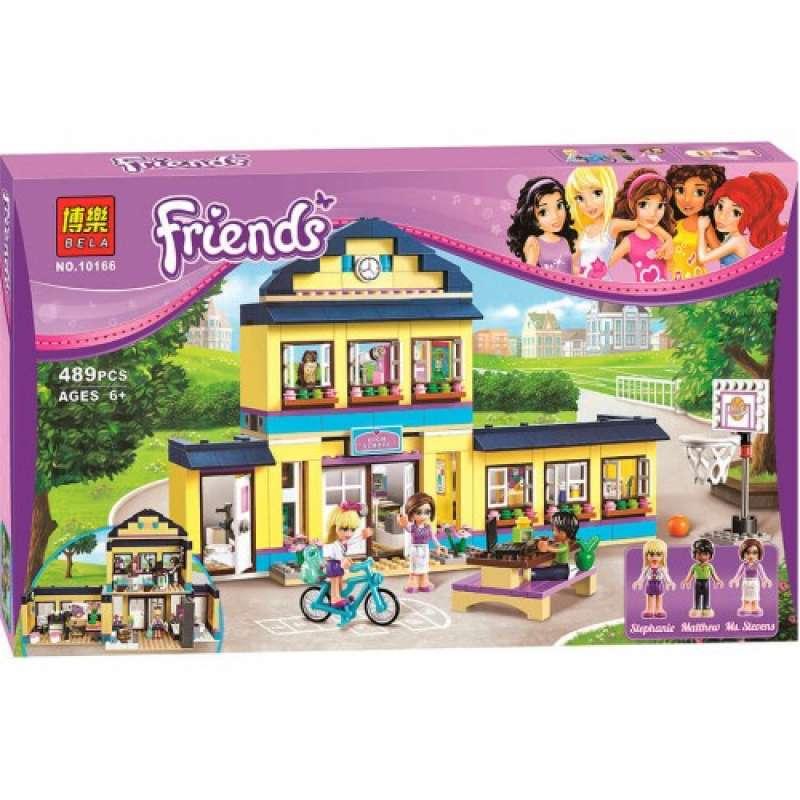 Friends Школа Хартлейк Сити