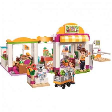 Конструктор Bela Friends Супермаркет 318 деталей. Возраст 6+