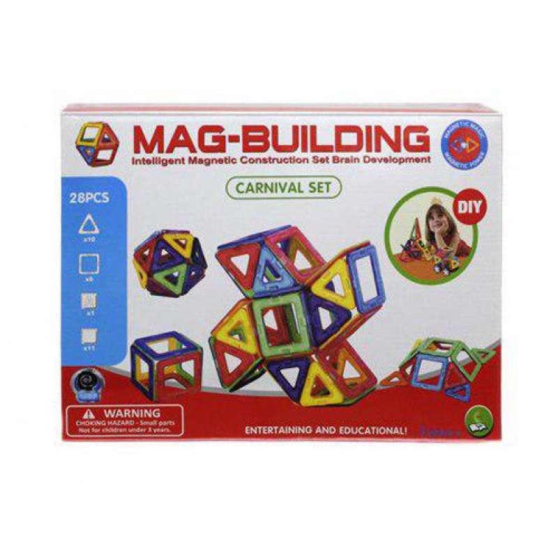 Mag-Building 28 деталей