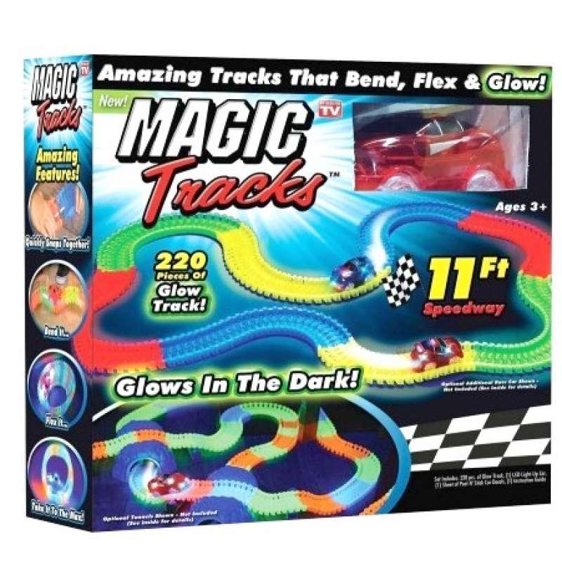Magic Tracks Гоночный трек 220 деталей