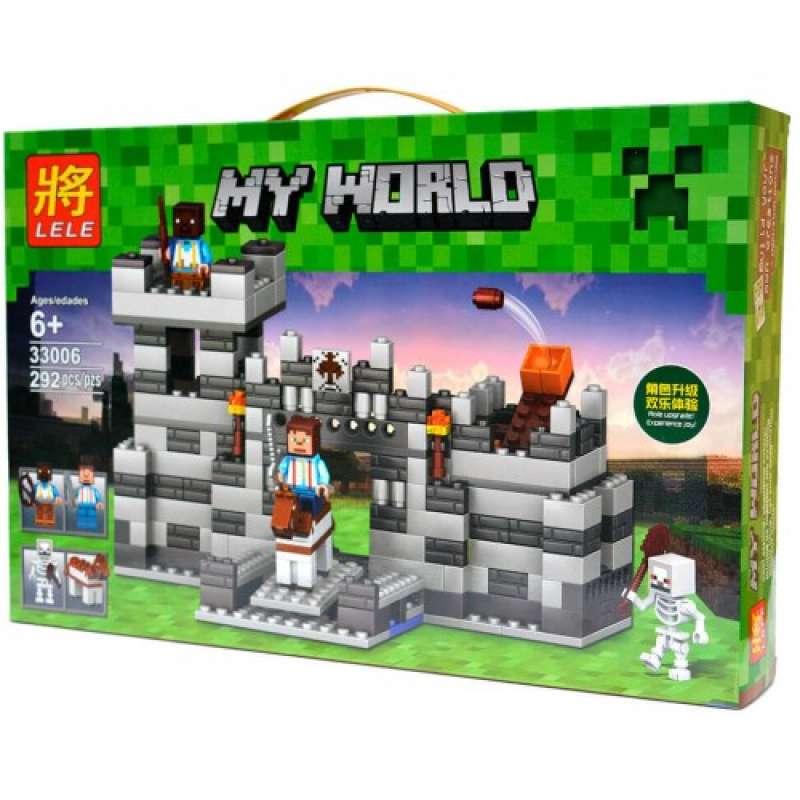 Minecraft Мини-крепость