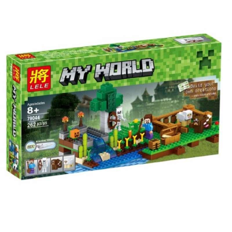 Minecraft Ферма