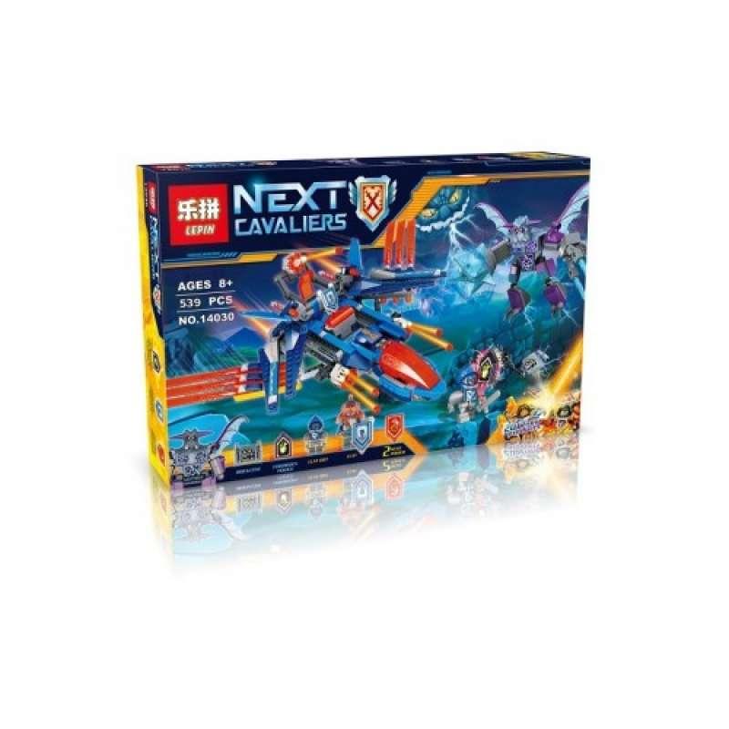 Nexo Knights Самолет истребитель сокол Клэя