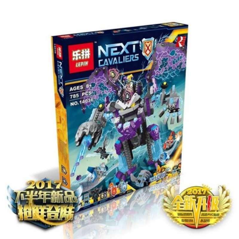 Nexo Knights Каменный великан разрушитель