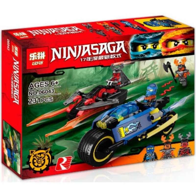 Ninja Go Пустынная молния