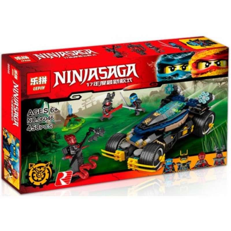 Ninja Go Атака алой армии