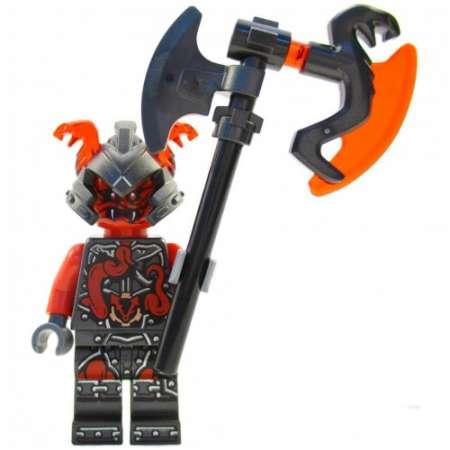 Конструктор Ninja Go Кузница дракона 1158 деталей