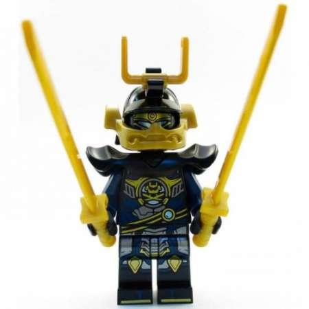 Конструктор Ninja GO самурай VXL 458 деталей