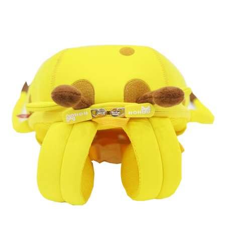 Рюкзак 3D Бегемотик