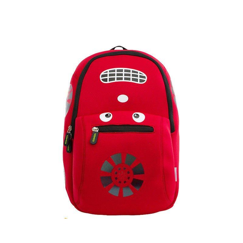Рюкзак 3D Машинка