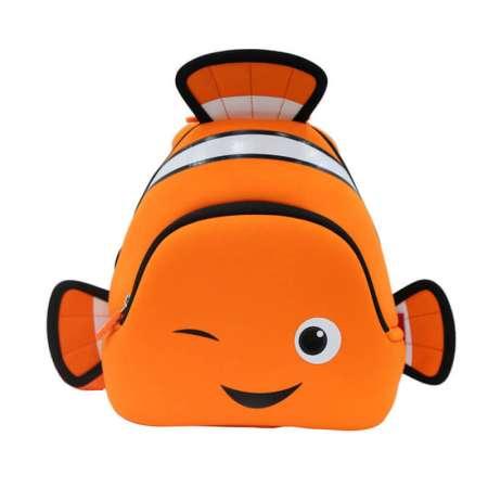 Рюкзак 3D Рыба Клоун