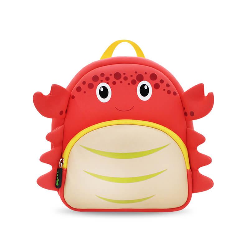 Рюкзак 3D Крабик