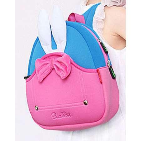 Рюкзак 3D Розовый кролик