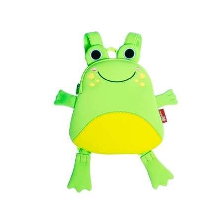 Рюкзачок 3D Лягушонок
