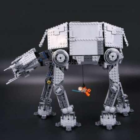 Моторизированный шагающий робот AT-AT Звездные войны конструктор