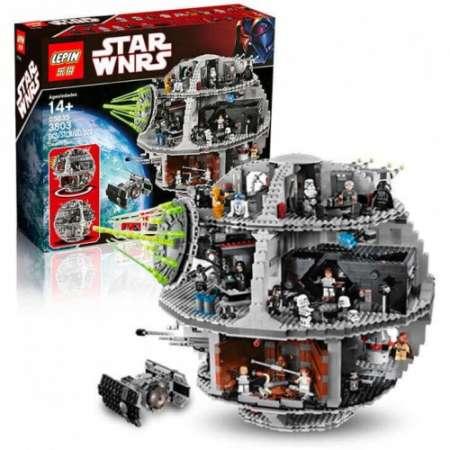 Звезда Смерти Звездные войны конструктор