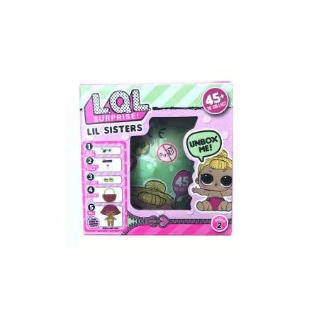 Куклы LOL Surprise 2 серия 1 шар