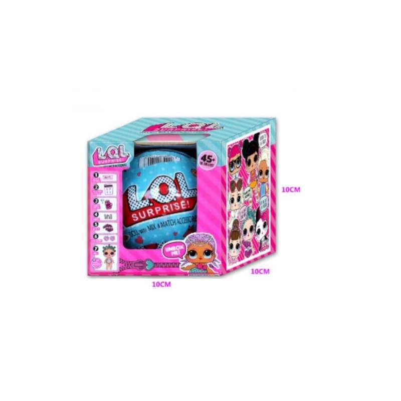 Куклы LOL Surprise 1 серия 1 шар