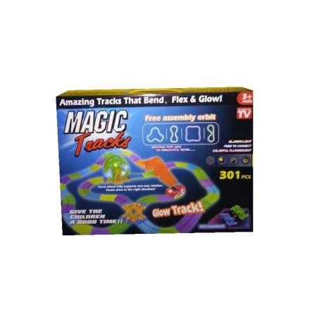 Magic Tracks Гоночный трек 301 деталь