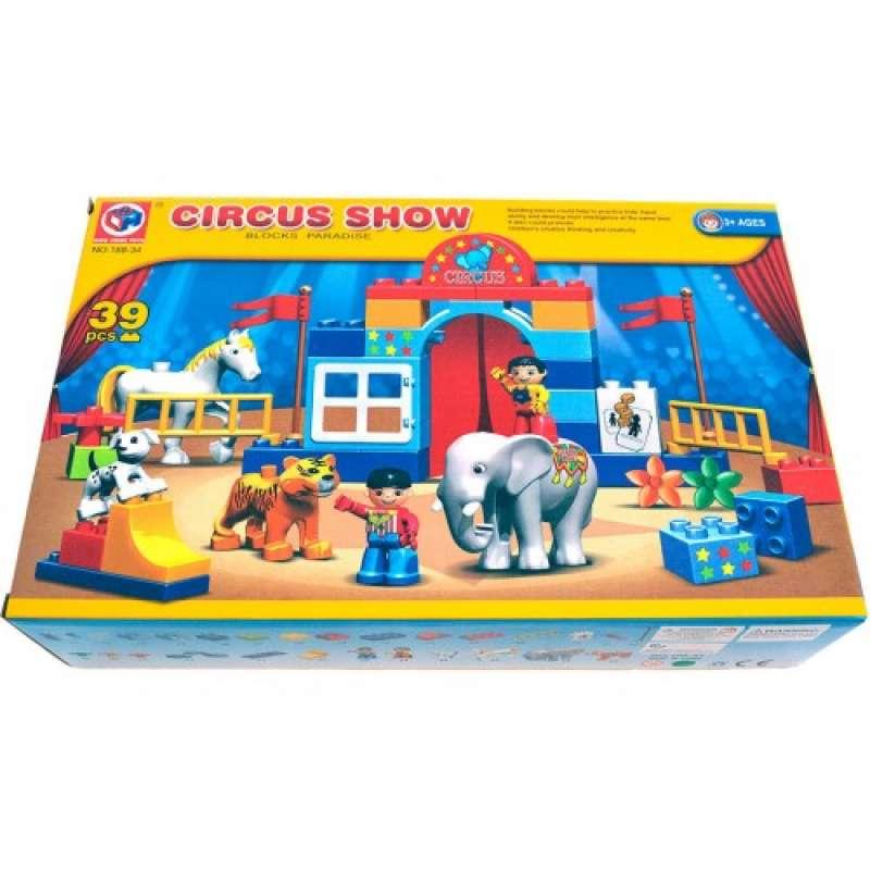 Конструктор Circus Show 39